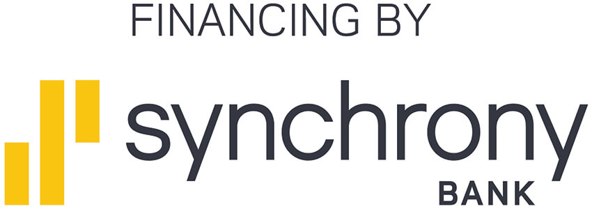 Financing by Synchrony Bank